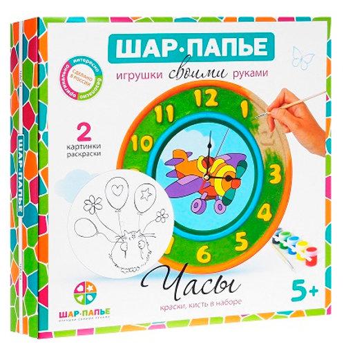 Набор Часы Шар-папье