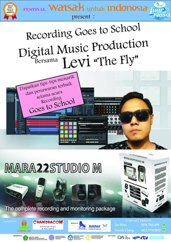 Recording Goes To School ( Digital Music Production )