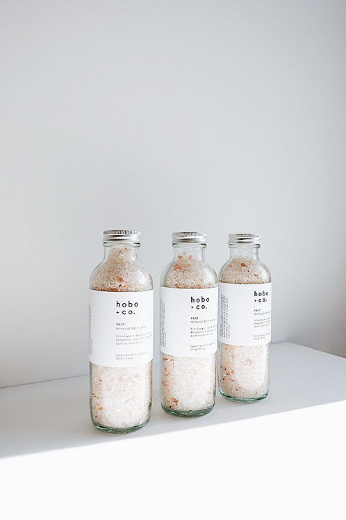 Rest Mineral Bath Salts