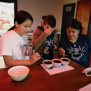 Women in coffee: Guatemalan coffee professionals