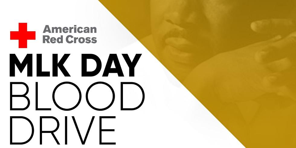MLK Day Blood Drive