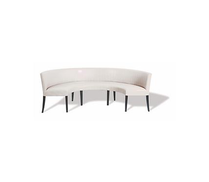 Cylin round  bench