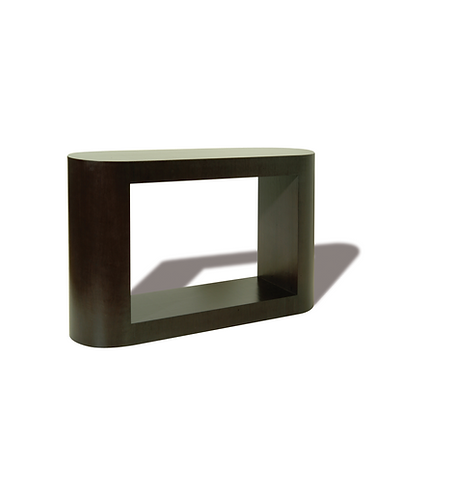 Cylin console table