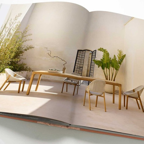 Introducing the 2020 Outdoor Furniture Catalogue