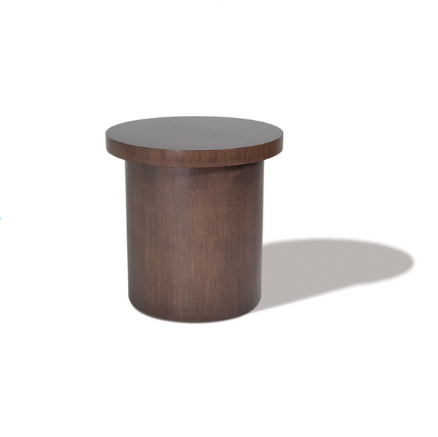 Cylin side table