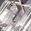 Thumbnail: Monceau Rectangular Pendant 875240-xx