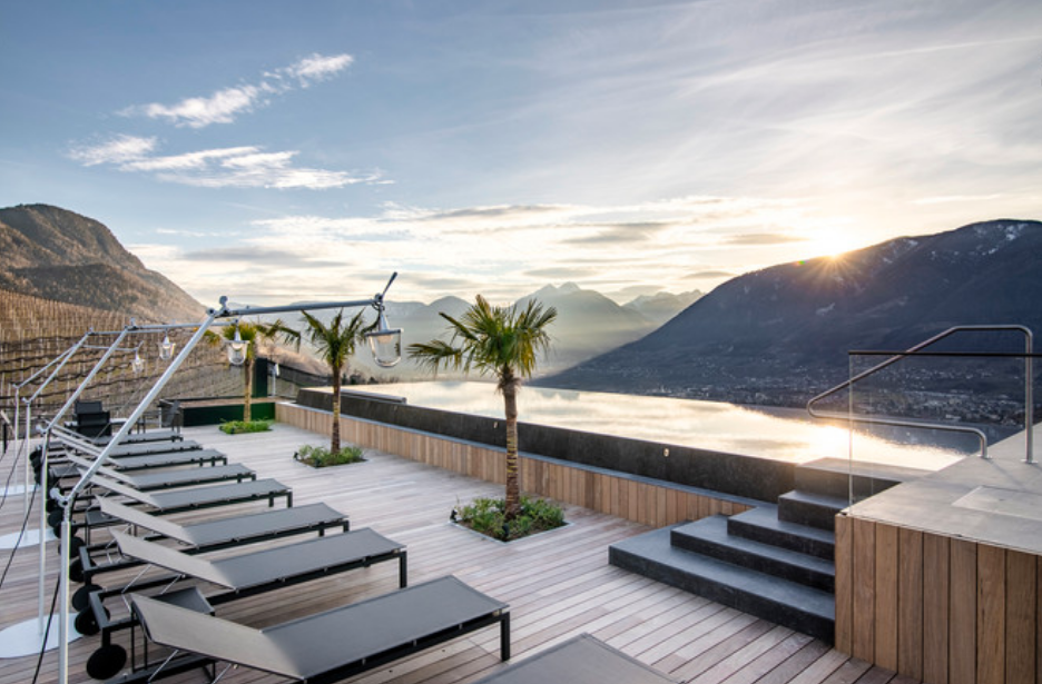 Tribu project Apartment 7, Merano.