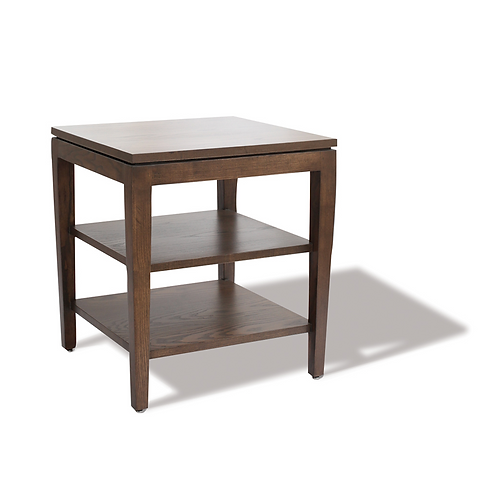 Courtyard Square side table