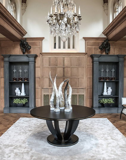Bespoke furniture for a Surrey home.