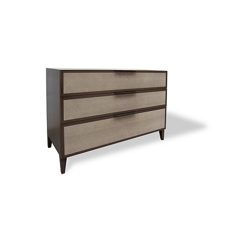Ellipse chest of drawers