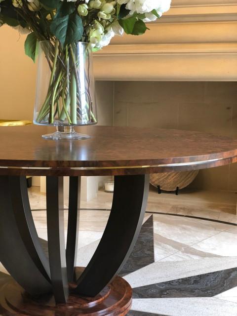 Bespoke furniture for a North Yorkshire estate.