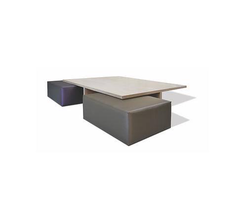 Diffusion coffee table