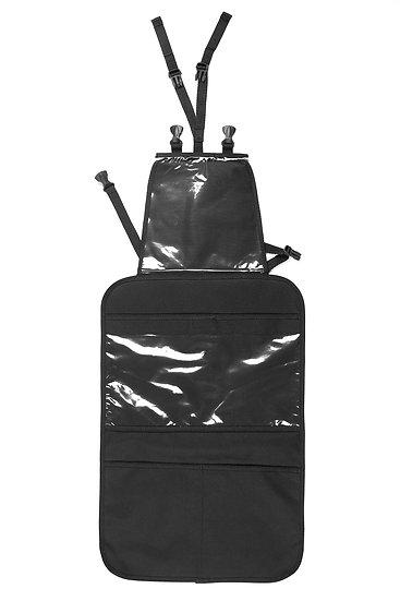 Органайзер на спинку сиденья с карманом для планшета/смартфона, STVOL, 40*81 см