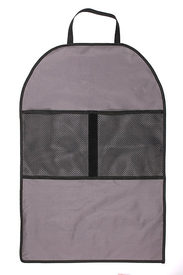 Накидка на автомобильное сиденье STVOL с карманами-сетками, 68*45 см