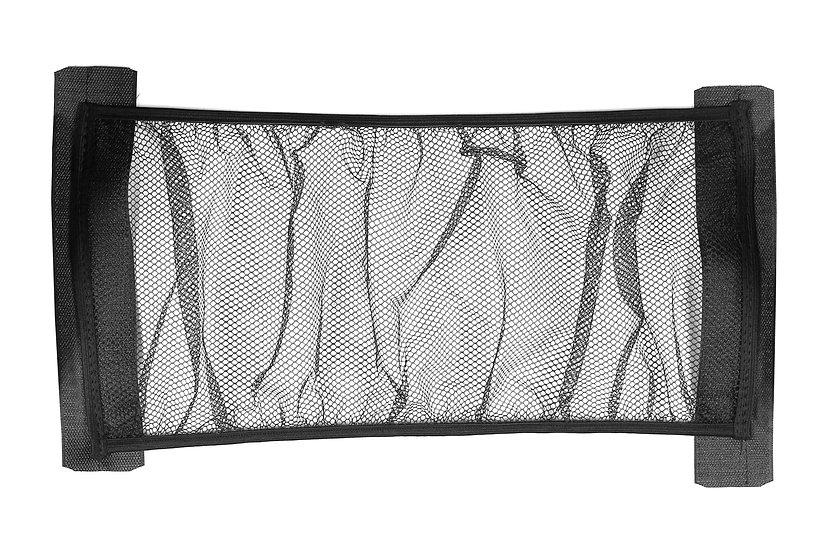Багажная сетка-карман на липучках STVOL, 20х70 см
