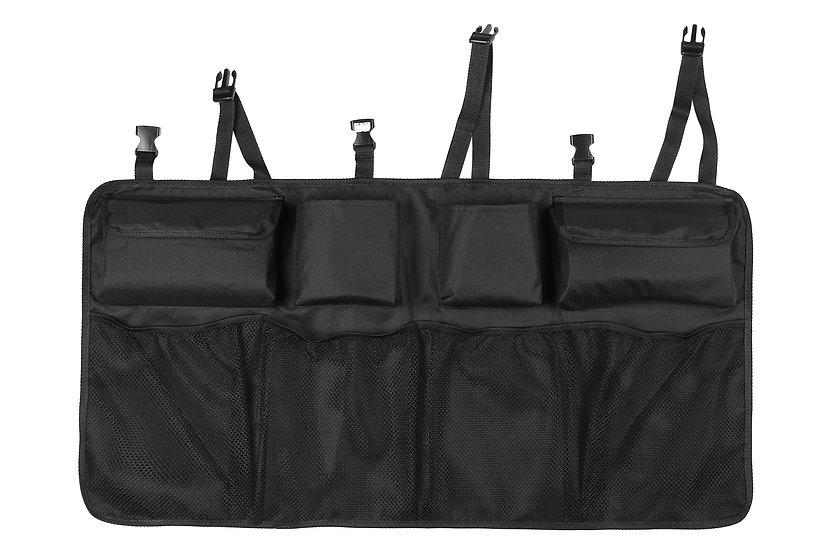 Автомобильный подвесной органайзер на спинку заднего сиденья STVOL, 90*46 см