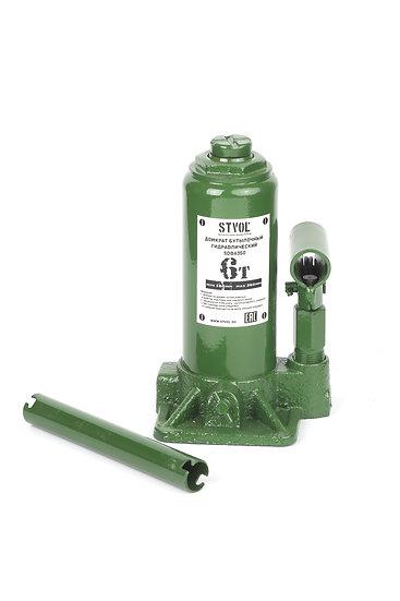 Домкрат бутылочный 6т (180-350 мм) STVOL