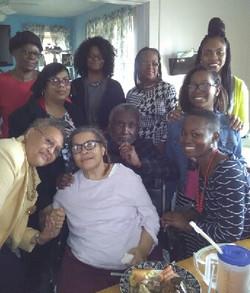 Visitation Porchia Robinson Sister