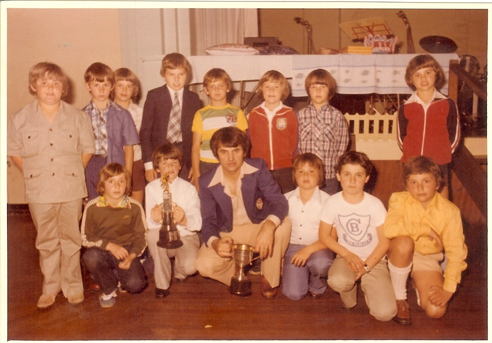 Early 1970's Juniors