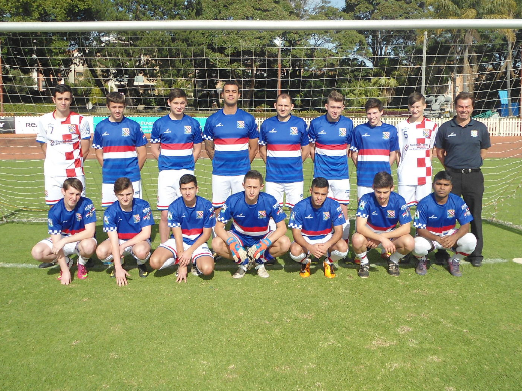 Under 20's - NSW Division 2 2013