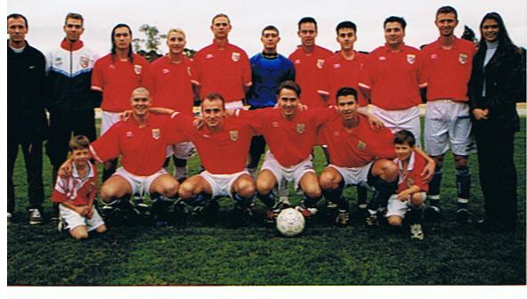 HZFC 1999 squad