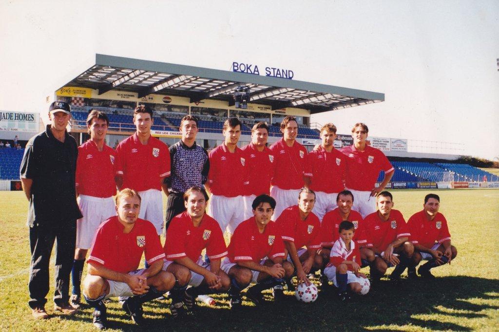 HZFC First Grade 1998