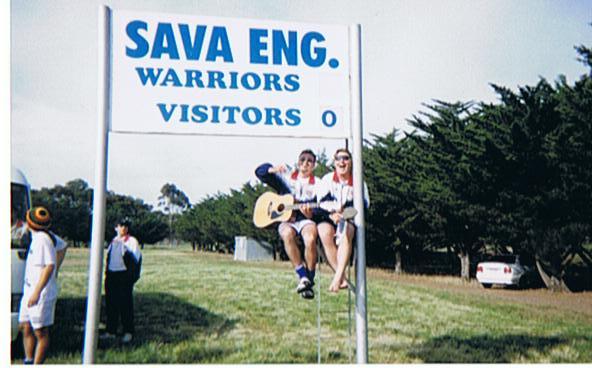 North Geelong 1991
