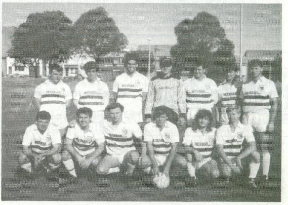1990 Aus-Cro Tourni @ St Albans