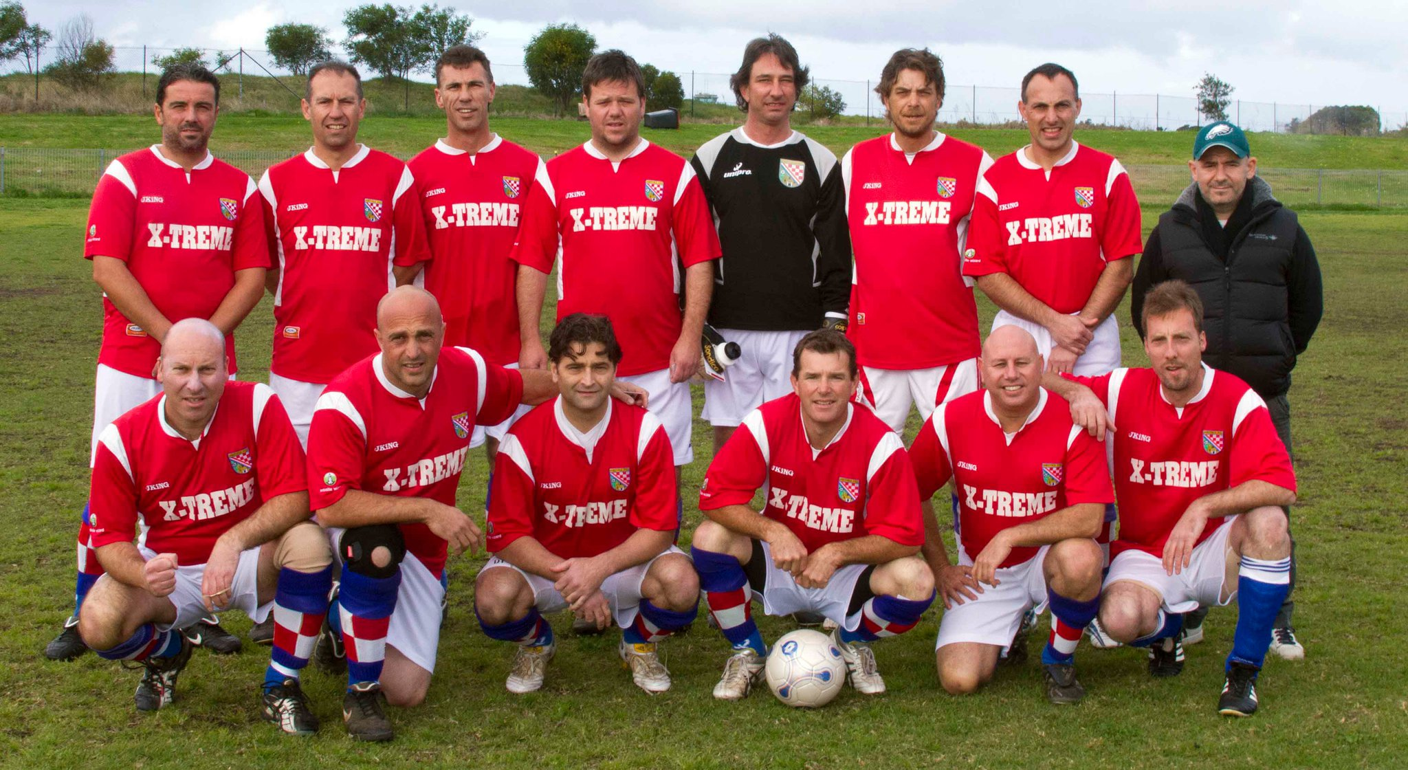 HZFC 2011 Over 35/B