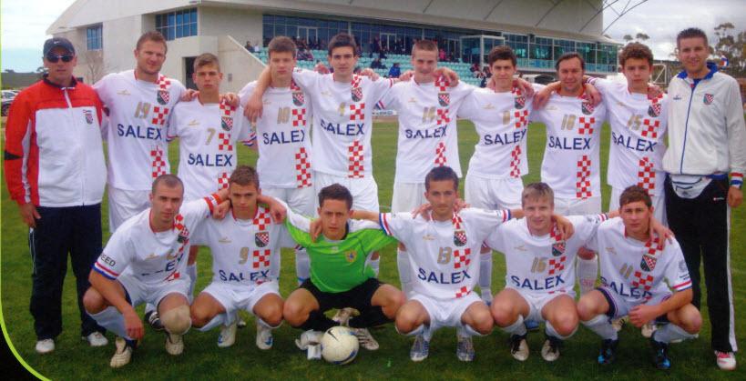 HZFC Division 1 - 2011