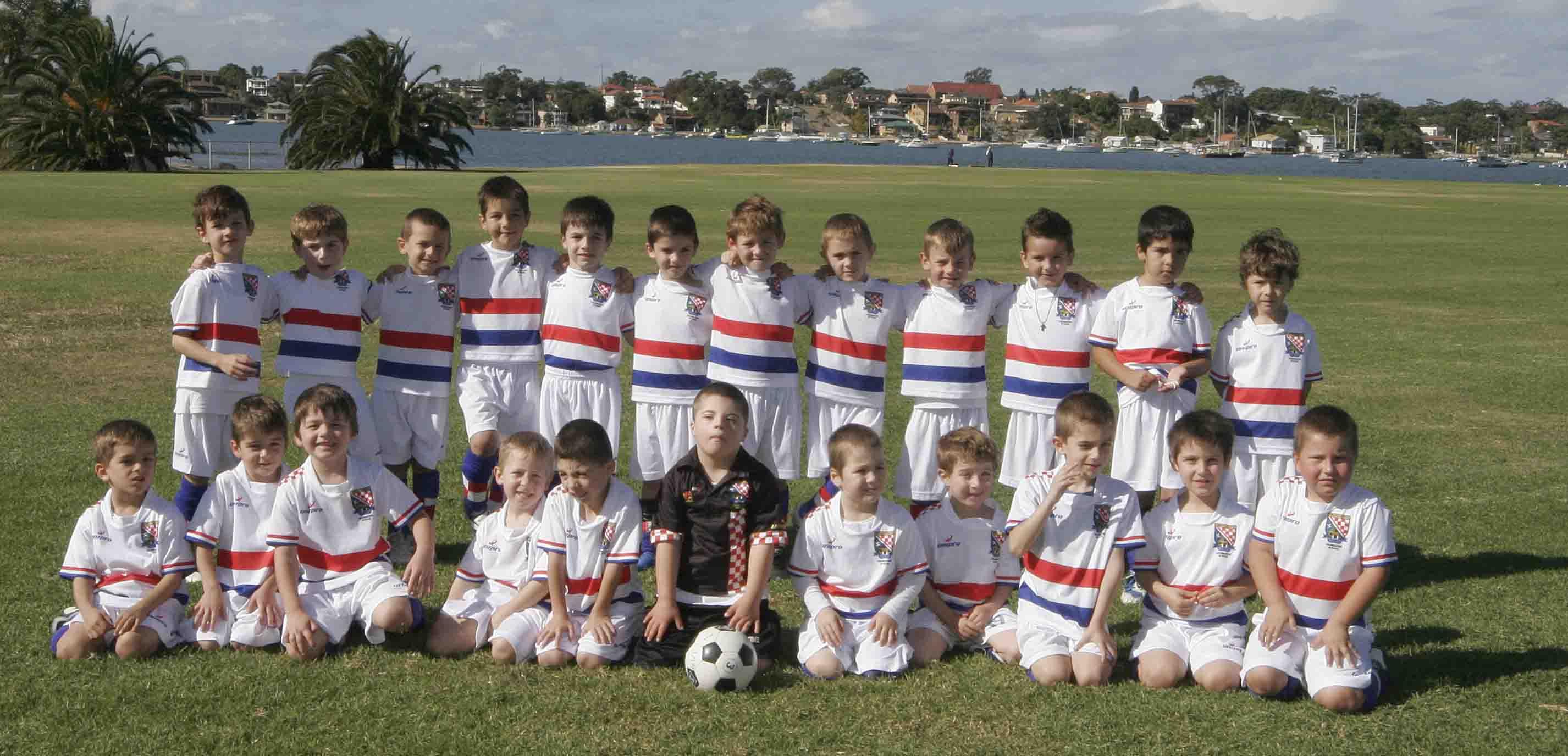 HZFC Under 6's 2010
