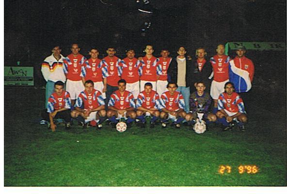 HZFC 1996 squad