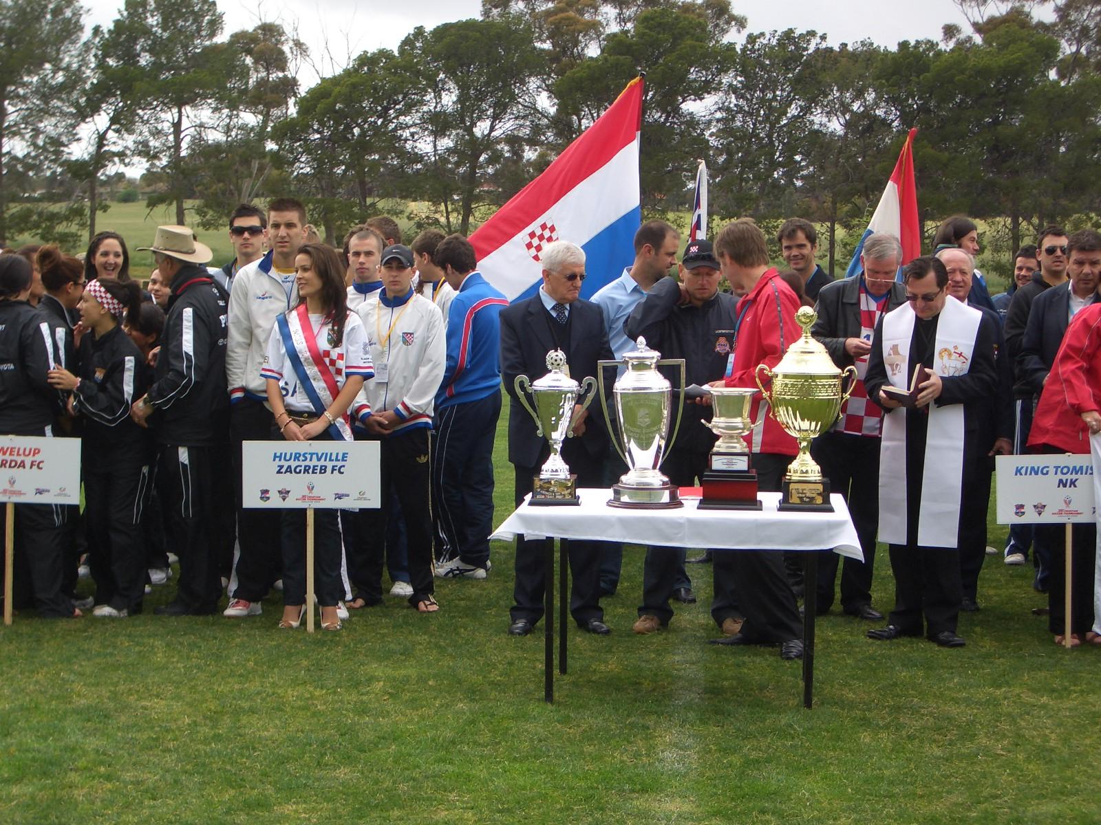 2009 Aus-Cro Tourni @ Perth