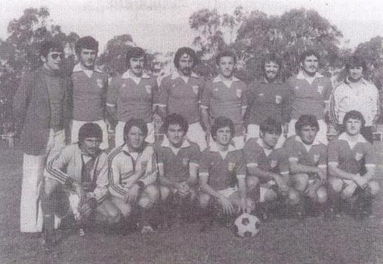 HZFC First Grade 1979