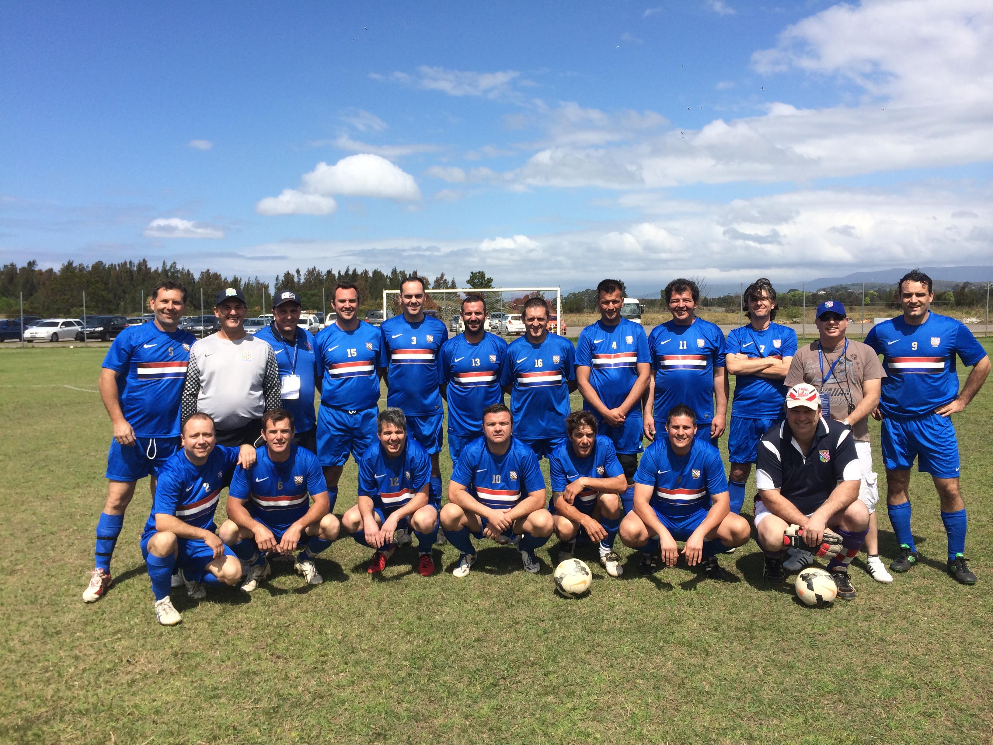 Masters Squad Wollongong 2014