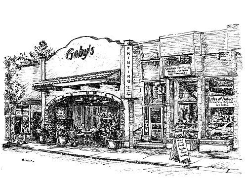 Gaby's on Canal