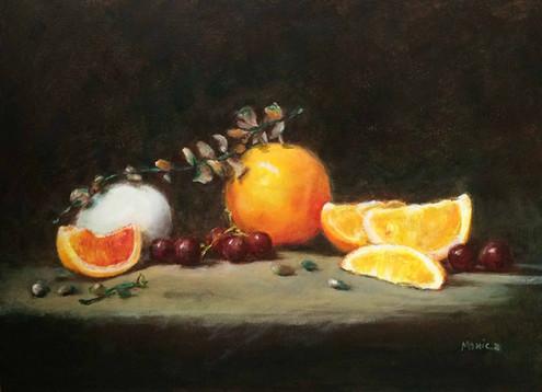 """Blood Oranges"""