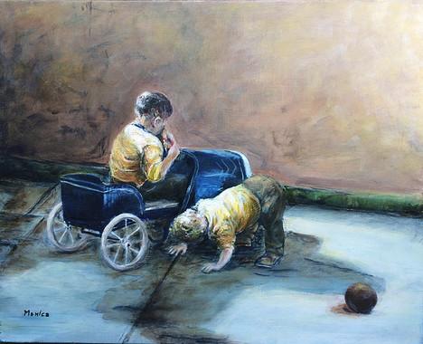 """""""Boys and the Car"""""""