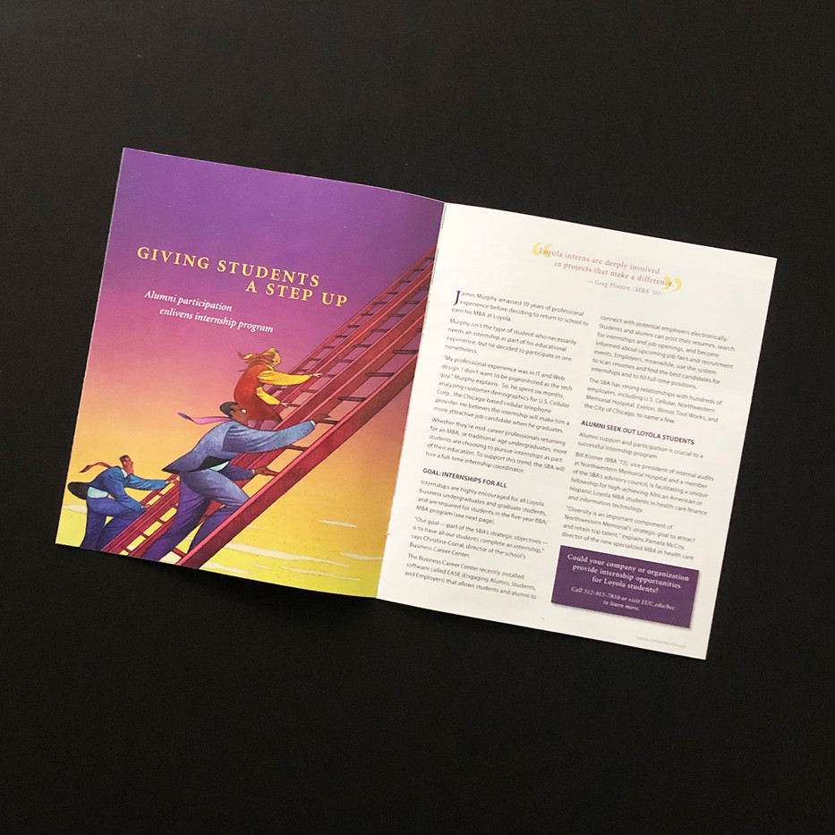 Loyola Business Publication