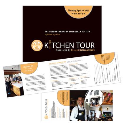 Kitchen Tour Sponsor Mailer