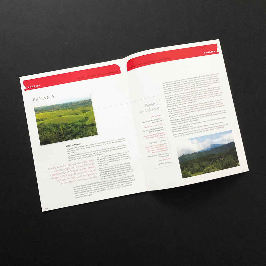 American Invsco International Brokerage Book