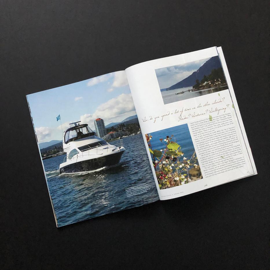 SeaRay Living Magazine
