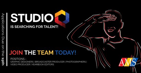 Studio Q Hiring Poster