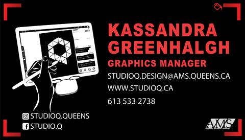 Studio Q - Business Cards