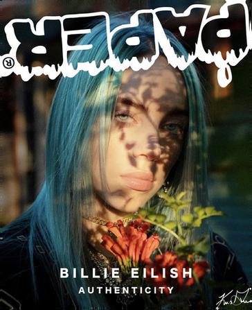 Billie Paper Magazine - Designer Kassand