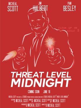 Micheal Scarn - Threat Level Midnight.pn