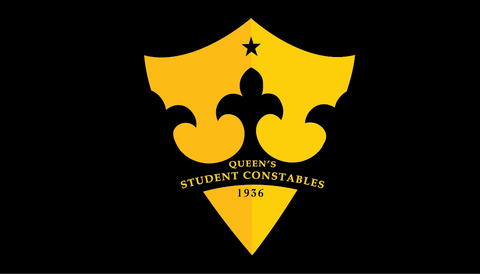 Student Constables Business Cards
