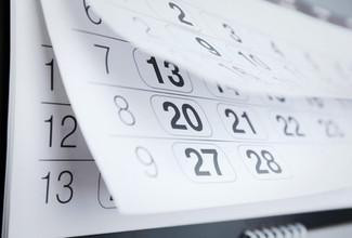 Calendario completo attività del Comitato