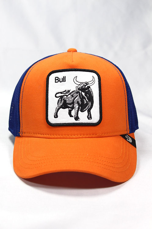 Unisex Goorin Bros | Bull | One Size  Boğa Figürlü Şapka