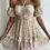 Thumbnail: Düğme Detaylı Şifon Tatum Elbise